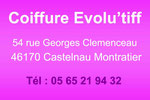 Coiffure Evolu'tiff