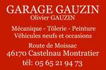 Garage Gauzin