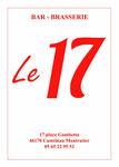 Bar-Brasserie Le 17