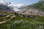 Impressionen Gletscherweg