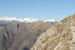 Rund um den Monte Toraggio