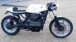 Selle Café Racer : Création pour une BMW K75RT