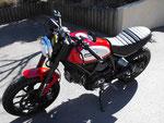 Selle Ducati Scrambler Icon
