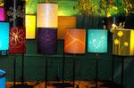 Exemples de réalisations de lampes