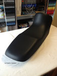 Selle BMW F650 : simili satiné