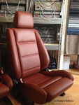 Sellerie cuir complète BMW e30/ Cabriolet