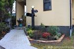 GD-034 千葉県八街市T様邸 ガーデン工事