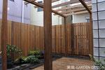WF-036 東京都墨田区N様 ウッドフェンス工事