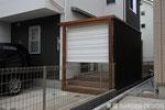 OT-005 神奈川県横浜市M様 目隠しシェード設置工事