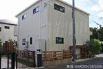 WF-034 千葉県流山市N様 ウッドフェンス工事