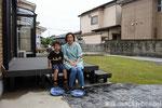 GD-038 千葉県いすみ市O様邸 ガーデン工事