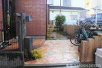 GD-030 千葉県松戸市M様 ガーデン工事