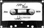 "ICR 006 New Age ""Live 1978"" (1980)"