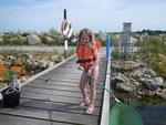 Zum nächsten erfolgversprechenden Fangplatz