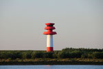 Leuchtturm Hollerwettern bei Brokdorf