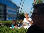 Elke Kipcke- Gastronomie im KYC in Strande