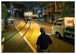 第62回全神奈川写真サロン展神奈川県知事賞 中山康以 「夜の鉄路」