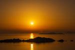 Sunset Afionas No. 1