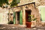 Typisches Mas in der Provence