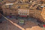Il Campo - der schönste Platz der Toskana in Siena