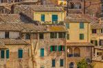 Detailaufnahme Siena Toskana