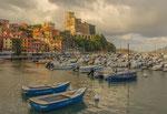 Hafen von Lerici Ligurien