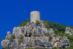 Wachturm bei Balazuc