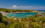 Bucht nahe Port Cervo