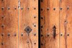 Detailaufnahme Tür in Valdemossa