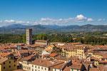 Altstadt von Lucca Toskana