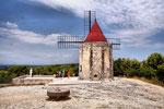 Moulin du Daudet Fontvielle Südfrankreich