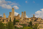 San Gimignanano Toskana