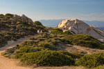 Landschaft am Capo Testa