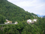 Camedo : la douane italo-suisse.