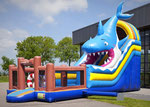 Toboggan Requin Multifun