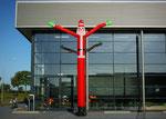 Skydancer Père Noël