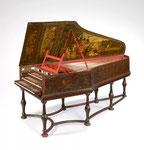 Hieronymus Albrecht Hass, Hambourg 1740, ehem. Instrument von Rafaël Puyana © AUCTIONART, Paris