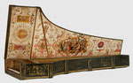 The Baffo Harpsichord, by Giovanni Antonio Baffo, Venice, Italy, 1574, © Victoria & Albert Museum, London