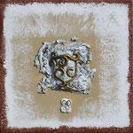 """""""Jardin d'hiver"""" - 30 x 30 - Chassîs XL -  - 250€"""