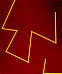 Abendgelb - 1984 / 180:150 cm