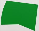 Das grüne Banner - 2018 / 40:50 cm