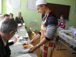"""Конкурс кращий за професією """"Кухар"""" 2014 р."""