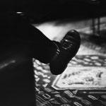 Un pied dans la tombe