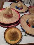 Diverse Sombrero, Stk. Fr. 5.50