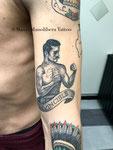 Tattoo by Mauri Manolibera (Maurizio Lombi) Mauri's Tattoo&Gallery, Borgomanero (Italia)