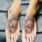 realistic tattoo by Mauri Manolibera Tattoo - freehandtattoo / Mauri's Tattoo&Gallery, Borgomanero (Italia)