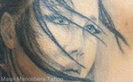 realistic tattoo - Mauri Manolibera Tattoo - freehandtattoo Italy / Switzerland - (Mauri's Tattoo&Gallery)