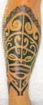 maori/tribal tattoo by Mauri Manolibera Tattoo - freehandtattoo / Mauri's Tattoo&Gallery, Borgomanero (Italia)