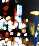 「Tokyo Wonder Night」/10F/ アクリル、パネル、綿布