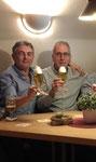 Stadtmeister 2. Wilhelm Maassen und 3. Johannes Fulgoni